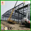 Taller Pre-Dirigido construcción del metal del edificio de oficinas del almacén de la estructura de acero