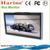 19.5 Duim bevestigde LCD van de Vertoning van de Bus Monitor