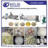 Vollautomatische industrielle geänderte Stärke-Extruder-Maschine
