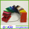 0.8-20mm Color Acrylic Sheet/PMMA Sheet /Plexiglass Sheet