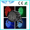 Luz No-Impermeable del disco de la IGUALDAD de RGBW 3 in-1 54PCS LED