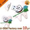 Lecteur flash USB promotionnel de dent de ventes (YT-Dent)