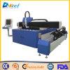 Machine de découpage de laser de fibre de haute performance pour le métal épais