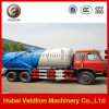 A/C를 가진 Dongfeng 6X4 18000L Vacuum Fecal Suction Truck