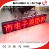 Modulo rosso P10 di singolo colore LED di alta luminosità