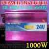1000W, DC 12/220V к доработанному AC инвертору волны синуса