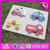 2015 nuovo Wooden Car Puzzle Toy, Wooden Puzzle 3D Toy, Wood 3D Puzzle Game, Wood Truck Puzzle Toy Game W14m089