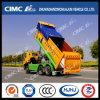 Cimc Huajun Intellectual Control Cover Dump Truck per la città Garbage