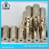 Magneten van het Neodymium van de Cilinder van de douane de Permanente Sterke