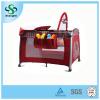 Het vouwbare Bed van de Baby van het Aluminium met Hoge Klamboe (sh-A3)