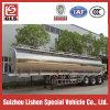 Adr de StandaardAanhangwagen van de Tank van de Brandstof van de Legering van het Aluminium van 3 As
