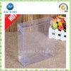 Caja de empaquetado transparente clara en blanco del PVC de las ventas al por mayor (JP-pb014)