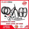 Рамка углерода Austrobike полная установила с вилкой углерода 150 Mm с сквозным Axle