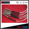 Патронный электрический нагревательный элемент с проводом оплетки нержавеющей стали