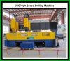 Perforatrice ad alta velocità di CNC dei multi assi di rotazione