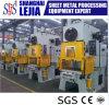 Prensa de energía del metal de hoja de la serie de Jl