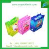 Bolso de papel lindo del regalo de las compras de papel de encargo para la tienda al por menor