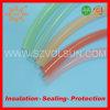 Tubo de borracha transparente macio de silicone do produto comestível
