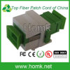 Adattatore ottico trapezoidale della fibra del rivestimento di Sc/APC