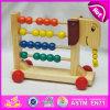 Il giocattolo di legno di per la matematica dei 2015 capretti educativi, giocattolo di legno dell'abbaco dell'elefante del bambino, imparante il per la matematica gioca il giocattolo dell'abbaco dell'insegnante da vendere QQ-6004 [1]