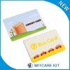 Carte de PVC d'IDENTIFICATION RF de qualité, carte d'identification, Smart Card