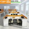 Profil en aluminium de cloison de bureau de meubles de bureau, cloison de bureau de faisceau