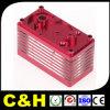 El CNC modificado para requisitos particulares trabajó a máquina las piezas de aluminio anodizadas para el servicio del OEM