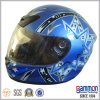 涼しいBlue Full Face MotorcycleかMotorbike Helmet (FL107)