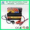 10A carregador de bateria do armazenamento do carregador 24V (QW-681024)
