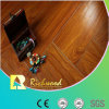 12.3mm Hickory en relieve con cera encerada Lamianted piso