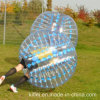 Bola humana del hámster de los juguetes de la bola de la burbuja de parachoques inflable del fútbol para la venta