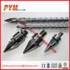 Singolo Screw Extruder e Screw Barrel per Injection Molding Machine