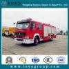 Camion Emergency de lutte contre l'incendie de HOWO à vendre