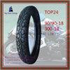 Lange Lebensdauer, inneres Gefäß des ISO-Nylonmotorrad-6pr, Motorrad-Reifen 90/90-18 300-18