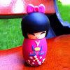 Azionamento dell'istantaneo del USB del geisha del fumetto del Giappone