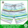 Shorts coloridos da praia das mulheres com poliéster