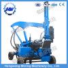 Datenbahn-Leitschiene-Pfosten-Dieselmotor-hydraulischer Stapel-Fahrer