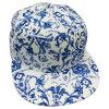 Casquette de baseball florale de mode de tissu avec Snapback Sb1501