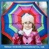 Color sveglio Canopy Small Size Promotion Gift Sun e Rain Children Kids Umbrella Fancy Items