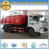 25 el brazo de gancho de leva pesado de la capacidad de T 6X4 Dongfeng cae el carro de basura