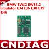 para BMW Ews2 Ews3.2 Emulator E34 E36 E38 E39 E46