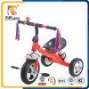 Трицикл педали детей Bike колеса автомобиля 3 детей утверждения En71 с бутылкой