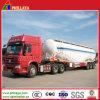 3 eixos Cement Tanker para Semi Trailer
