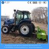 Alimentador de granja grande de la agricultura de los caballos de fuerza 125HP 4WD con el cargador delantero