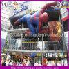 Heiße Ereignis-Teil-Dekorationaufblasbare Spider-Mankarikatur
