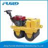 작은 지구 Water-Cooled 엔진 진동하는 도로 롤러 쓰레기 압축 분쇄기 (FYL-S600CS)