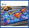 Tovagliolo 100% del superman del tovagliolo di fronte di taglio dei bambini del filo di cotone