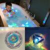 Il LED cambiante multicolore si illumina in su per la lampadina variopinta di galleggiamento impermeabile della vasca della STAZIONE TERMALE del raggruppamento del bambino della piscina LED del bagno della vasca