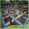 Cubierta grande Salto Trampolín Centro de Deportes