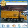 [فوتون] 6 عجلات آليّة شارع تنظيف [روأد سويبر] غسل شاحنة